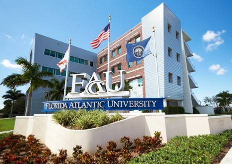 PHOTO VIA FLORIDA ATLANTIC UNIVERSITY