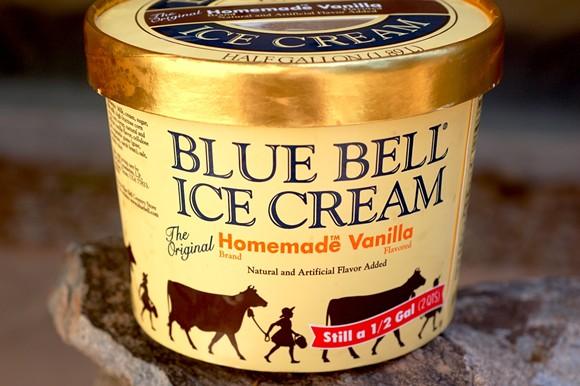 PHOTO VIA BLUE BELL ICE CREAM