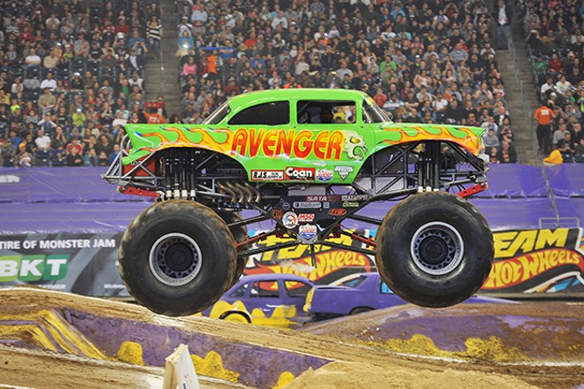 take a selfie with monster jam monster trucks next thursday blogs
