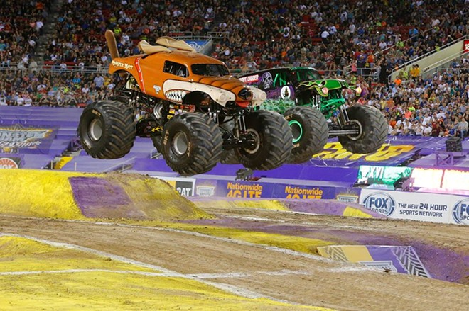 PHOTO VIA MONSTER JAM FACEBOOK