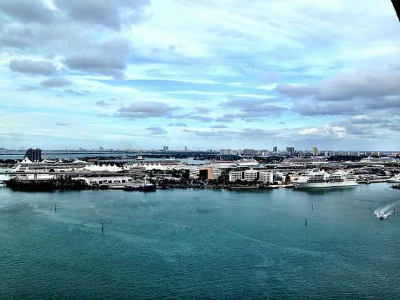Port of Miami - PHOTO BY INES HEGEDUS-GARCIA/FLICKR