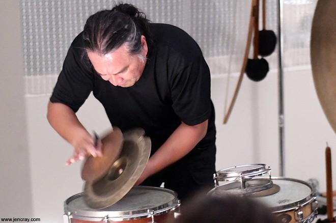 Tatsuya Nakatani at the Dining Room - JEN CRAY
