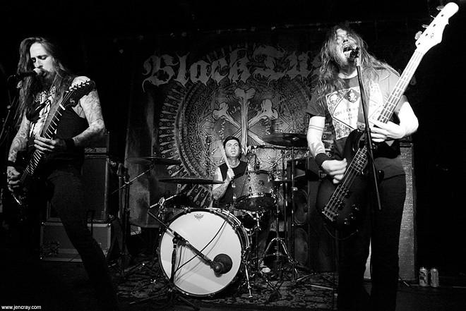 Black Tusk at Will's Pub - JEN CRAY