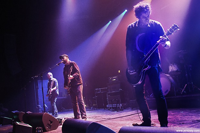 Swervedriver at the Plaza Live - JEN CRAY