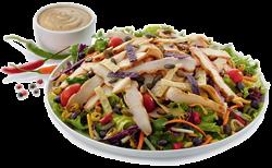 Spicy Southwest Salad - PHOTO VIA CHICK-FIL-A
