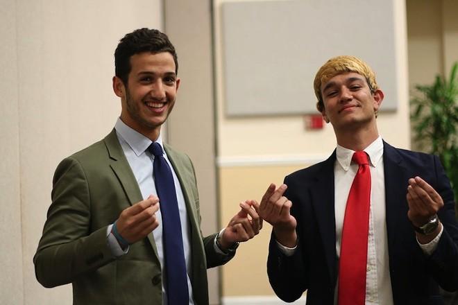 Ali Nassereddin & Anthony Safadi - PHOTO BY DANIELA MARIN