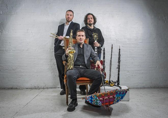The Daniel Bennett Trio - JESSE WINTER
