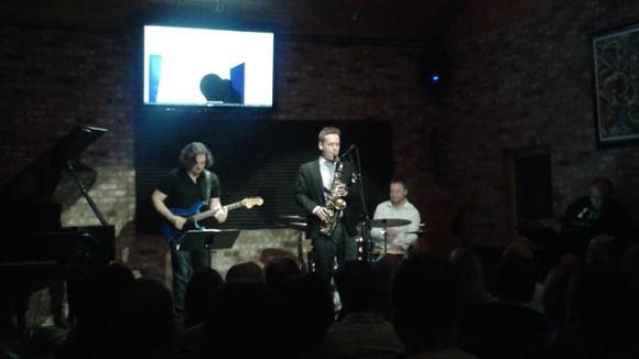 The Daniel Bennett Trio at Timucua White House
