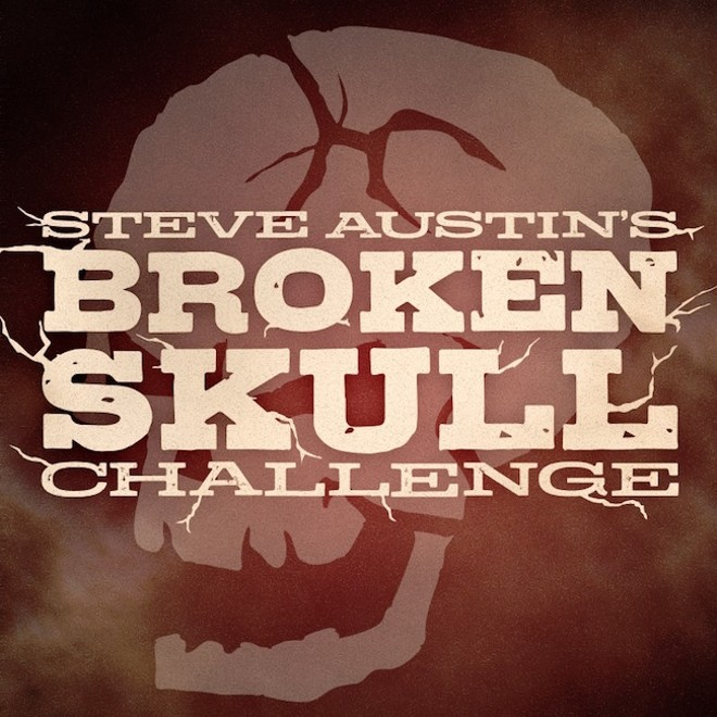 PHOTO VIA STEVE AUSTIN'S BROKEN SKULL CHALLENGE/FACEBOOK