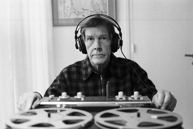 John Cage - PHOTO VIA JOHNCAGE.ORG