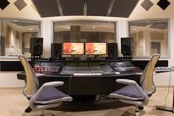 A studio space at the Melrose Center - IMAGE VIA OCLS.INFO