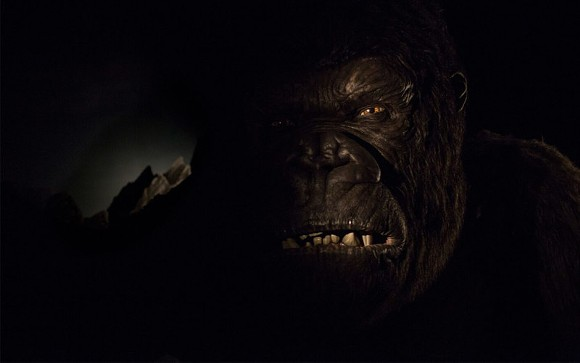 Kong in animatronic form - PHOTO VIA UNIVERSAL ORLANDO