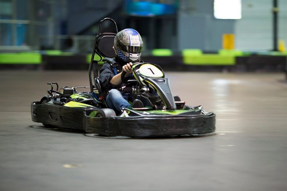PHOTO VIA ANDRETTI INDOOR KARTING & GAMES/FACEBOOK
