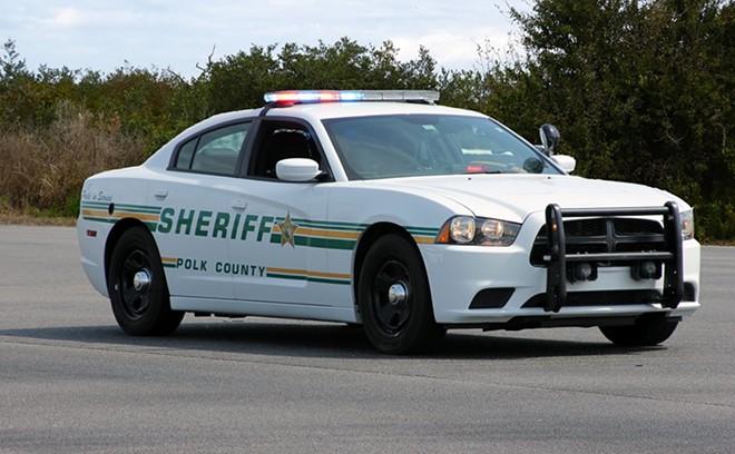 PHOTO BY POLK COUNTY SHERIFF'S OFFICE VIA FACEBOOK