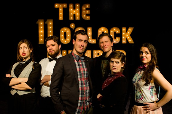 The 11 O'Clock Number at the Orlando Fringe