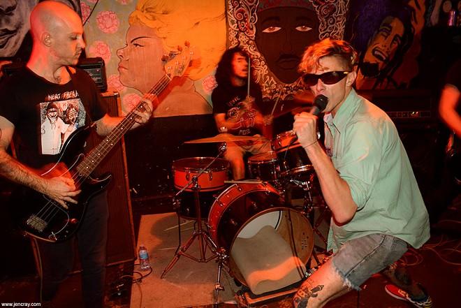 False Punk at Uncle Lou's - JEN CRAY