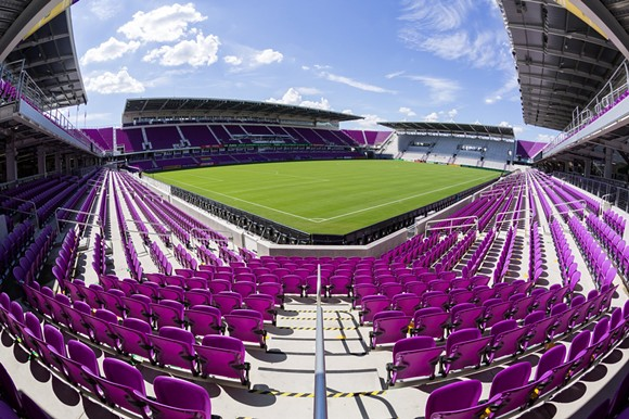 PHOTO BY ORLANDO CITY SOCCER CLUB/TWITTER