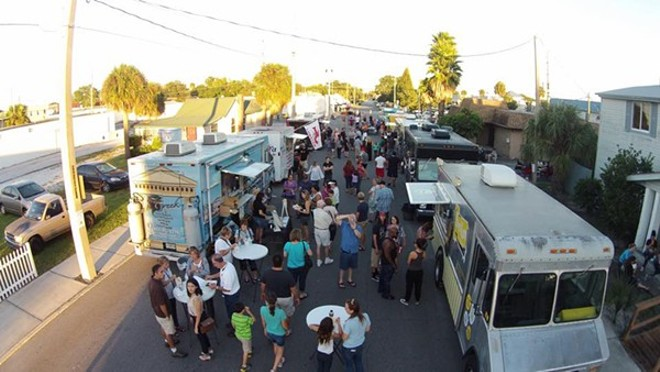 PHOTO VIA THE DAILY CITY FOOD TRUCK BAZAAR