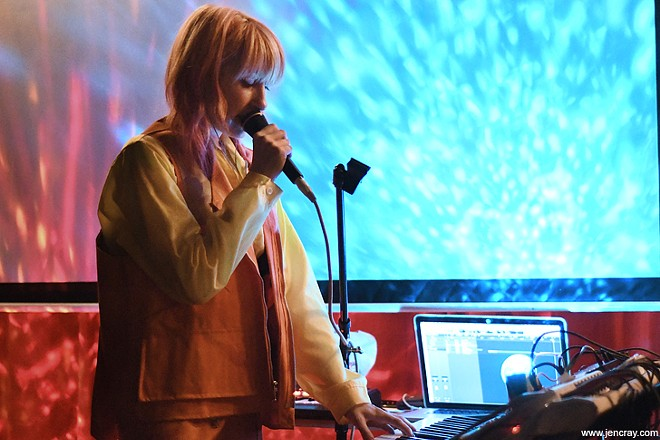 Batry Powr at Stardust Video & Coffee - JEN CRAY