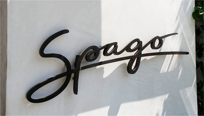 Spago Beverly Hills - FAIYAZ KARA