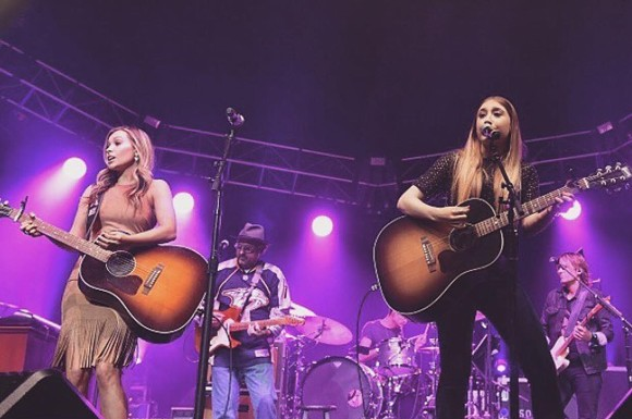 Maddie and Tae - IMAGE VIA ARTIST FACEBOOK