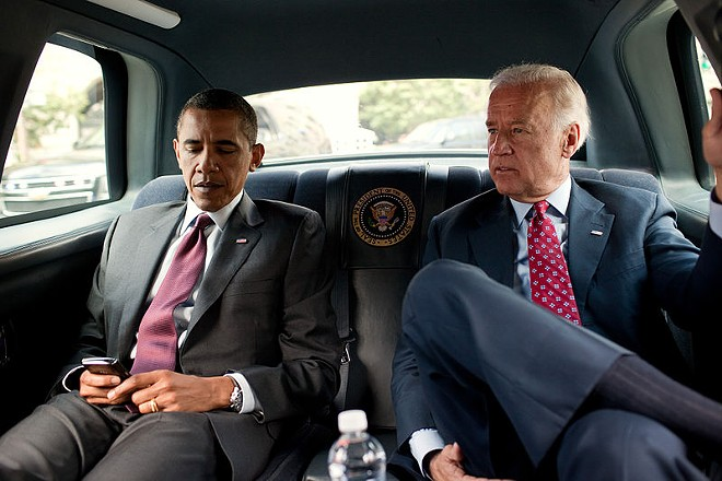 PHOTO BY PETE SOUZA VIA WIKIPEDIA