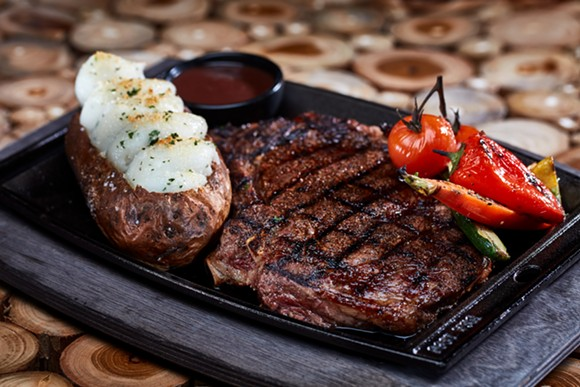 Premium Steak – 16 oz Cowboy Ribeye - PHOTO VIA UNIVERSAL