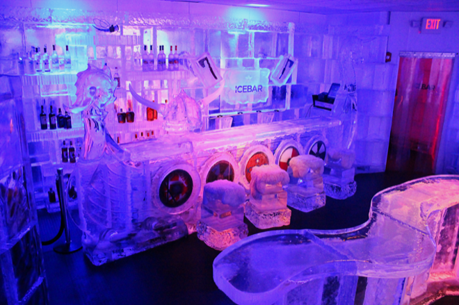 PHOTO VIA ICEBAR ORLANDO