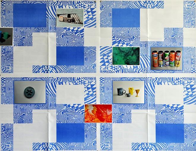 """Ernesto Oroza """"Architecture of Necessity"""" 2016"""