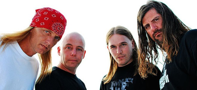 Pioneering Central Floridian death metal band Atheist reissues three