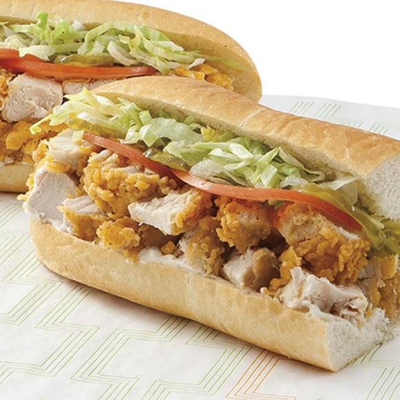 There she is, in all her crunchy, greasy glory - PHOTO VIA PUBLIX