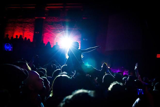 Sleep's Pulse benefit concert (The Beacham) - SIERRA REESE