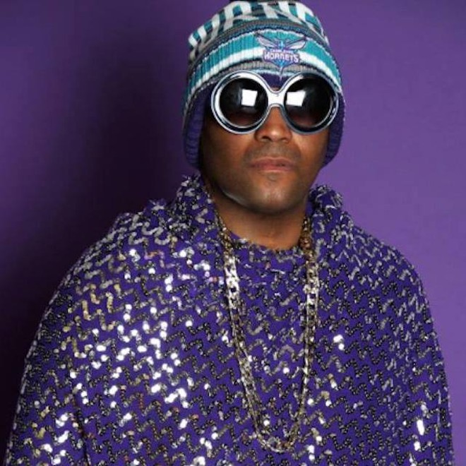 Kool Keith - VIA FACEBOOK