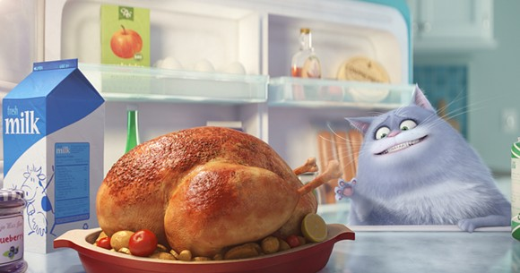 The Secret Life of Pets - PHOTO VIA UNIVERSAL PICTURES