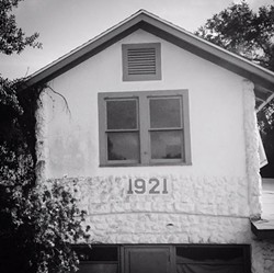 The facade of the historic Mount Dora home that will house 1921 by Norman Van Aken - PHOTO COURTESY 1921 BY NORMAN VAN AKEN VIA FACEBOOK