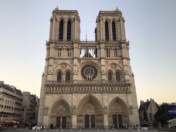 PHOTO VIA CATHÉDRALE NOTRE-DAME DE PARIS/TWITTER