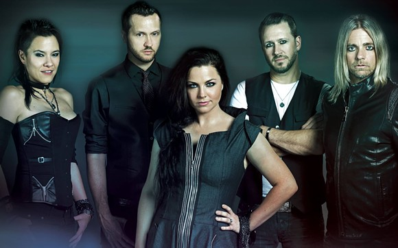 IMAGE VIA EVANESCENCE FACEBOOK