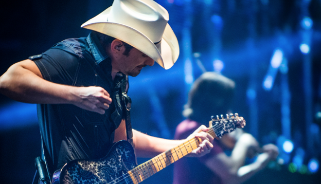 Brad Paisley  Tour Sept