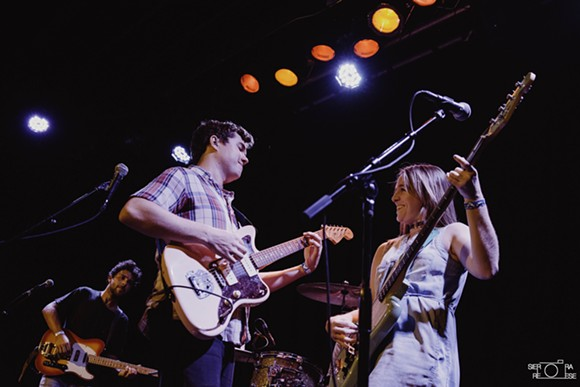 Surfer Blood at the Social - SIERRA REESE