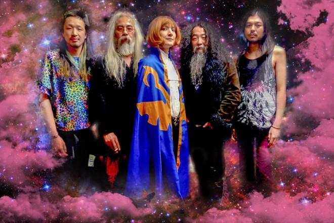 Acid Mothers Temple - WWW.ACIDMOTHERS.COM