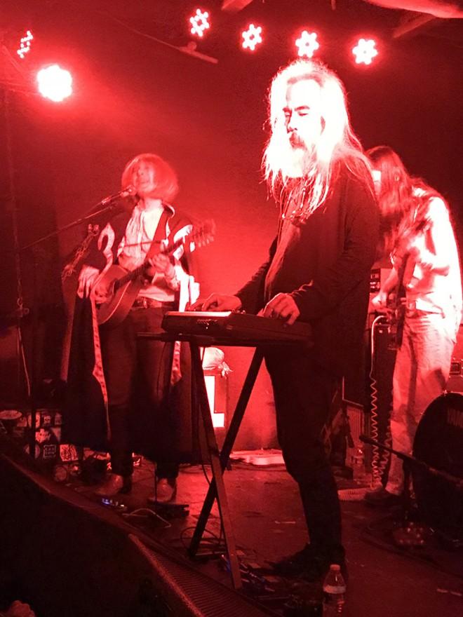 Acid Mothers Temple at Will's Pub - BAO LE-HUU