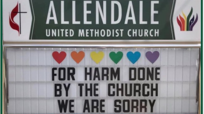 PHOTO VIA ALLENDALE UMC - ST. PETERSBURG/FACEBOOK