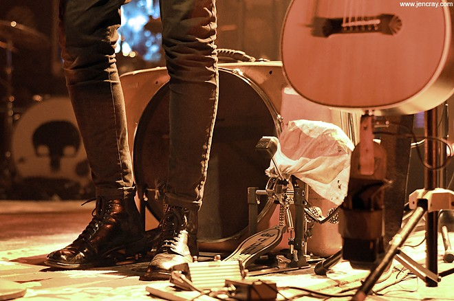 Shakey Graves at the Plaza Live - JEN CRAY
