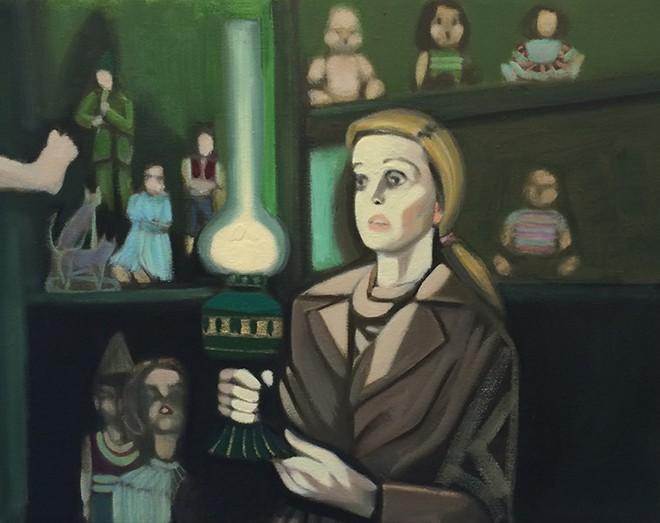 """Carol (After Preminger),"" from Familiar Mysteries at OMA - MATTHEW CAPALDO"