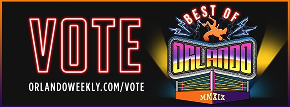 Get your hot, fresh Best of Orlando Readers Poll media
