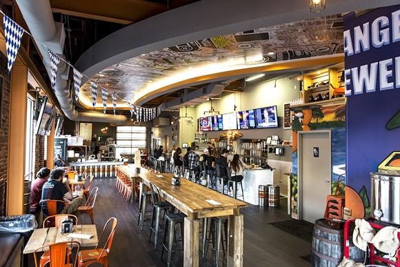 Orange County Brewers - ROB BARTLETT