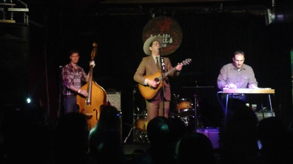 Andy Matchett at Country Covers 5 (Will's Pub)