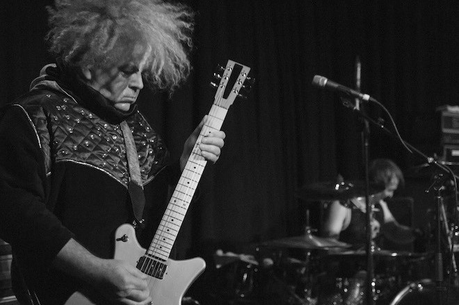 Melvins - PHOTO BY GRB CREATIVE FOR ORLANDO WEEKLY