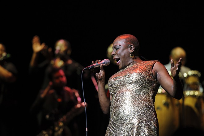Miss Sharon Jones! - COURTESY STARZ DIGITAL