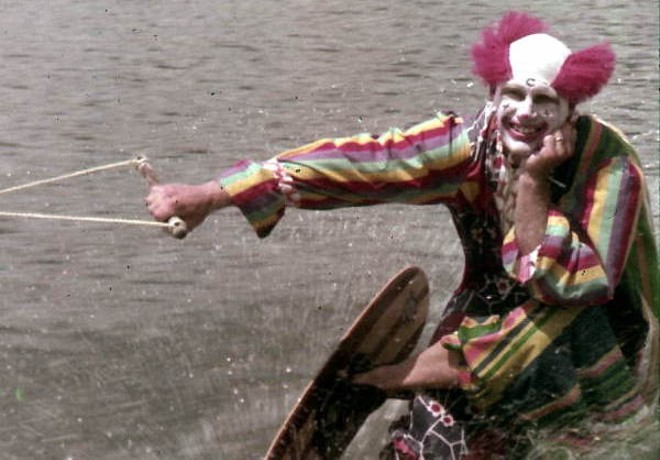 PHOTO VIA FLORIDA STATE ARCHIVES, FROM OUR 15 CREEPY PHOTOS OF CLOWNS FROM FLORIDA'S PAST